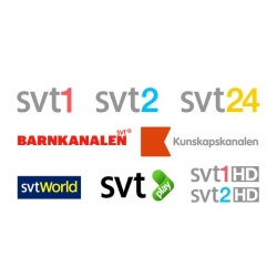 SWEDEN IPTV PACKAGES (10000 CHANNELS)